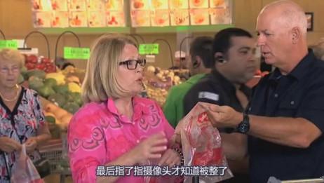 国外爆笑整蛊,为何超市的购物袋总是打不开?而别人可以轻松打开