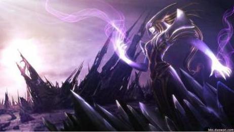 英雄联盟嚎哭深渊彩蛋 听冰霜女巫丽桑卓讲述复仇的故事