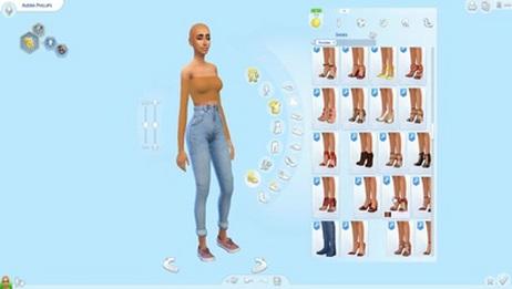 【MaKaveli】模拟人生4 | 一周时尚穿搭 | 服饰展示 2017 + CC Lis