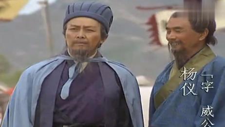 《三国》中诸葛亮二出祁山,因军中无粮,被逼迫退回汉中!