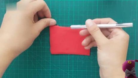 国庆节快到了,我们用粘土做一面五星红旗吧,一看就会哦!