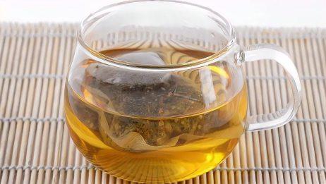 嘴里一股臭味,舌苔黄,湿热重?冲泡一杯茶,健脾胃,排湿气