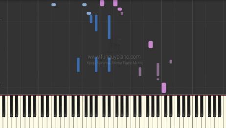 [困难版] Dreamcatcher 最新回归曲「Deja Vu」钢琴改编 | Fungu