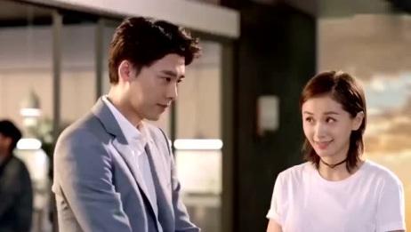李易峰看着王子文:听说你喜欢我?