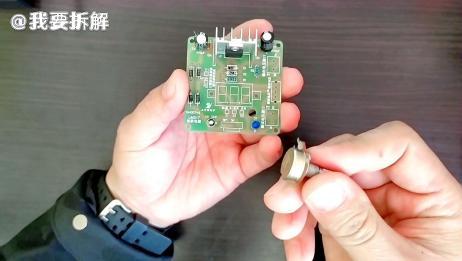 可调节电源内部啥样的,DIY带显示器的直流电源,让你看个明白