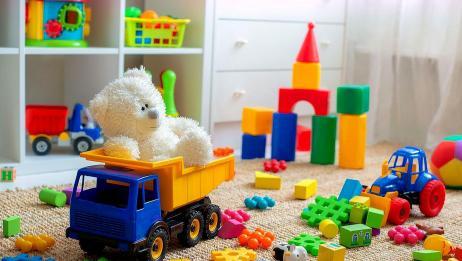 各年龄段的孩子都喜欢什么玩具?教你如何猜中孩子的小期待