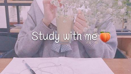 「Vlog.13」SA|晚间学习|整理笔记|英语