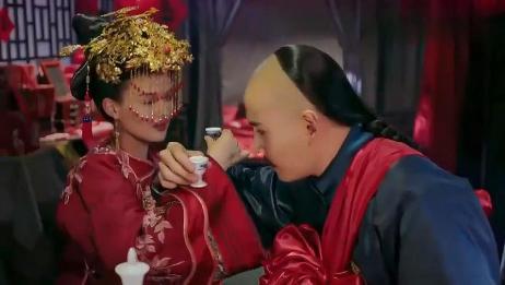 如懿传:凌云彻结婚了,这个媳妇有点强势