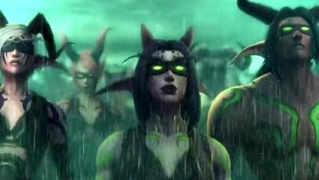 堪比暴雪官方的魔兽动画《恶魔猎手》