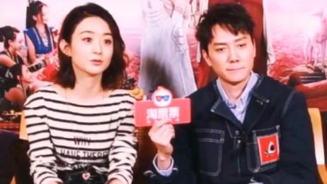 冯绍峰被问:赵丽颖哪点比前女友好?他直接脱口一句,暴露人品