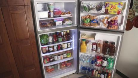 """冰箱不是保险箱!常见食物存放的""""危害"""",看看你有没有中招"""
