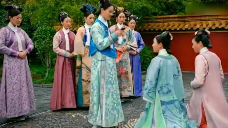 如懿传:海贵人太惨了!被皇后和妃子当众羞辱!网友直呼报仇!