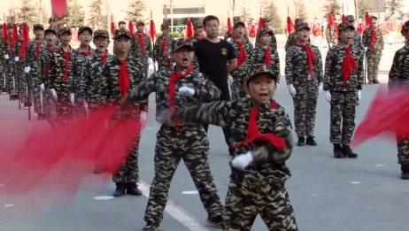 石家庄市方兴路小学武术社团展演