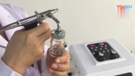 九虎科技韩国小气泡清洁演示