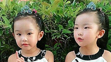 双胞胎姐妹卖西瓜,没想到两姐妹干上了,结果妹妹瞬间被套路了!
