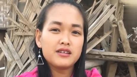 看上一位缅甸美女,让表姐问她愿不愿意嫁到中国,她的反应亮了!
