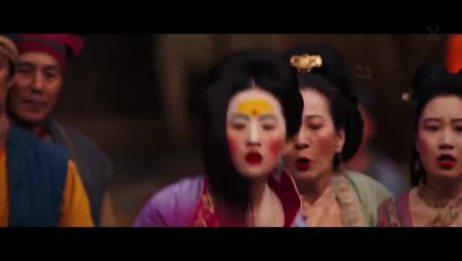 2020刘亦菲花木兰最终版五分超长预告片,看到上映时间我笑了