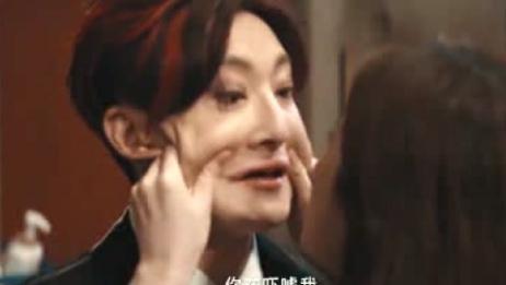 二代妖精:刘亦菲当着郭京飞手下的面蹂躏他,心疼郭京飞!
