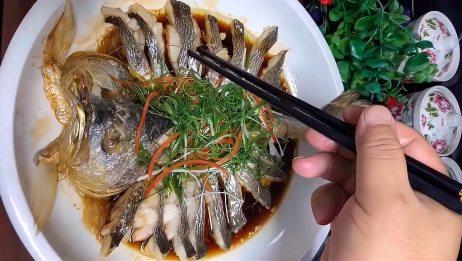 这才是清蒸鱼最正确的做法,原来有这么多的讲究