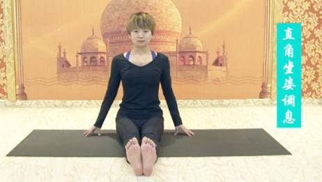 美化腰臀线条的瑜伽体式——侧扭转式 慢动作详解来了