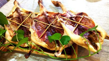 12种腊鱼腊肉腌制方法(08),腌制腊板鸭,开春后做火锅相当好