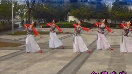 苏州云庭广场舞《月满西楼》古典舞