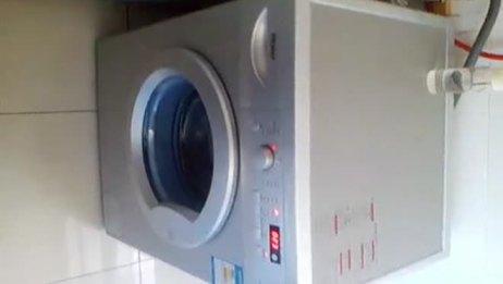 海尔滚筒洗衣机 XQG701000J 洗衣机中的战斗机 拖拉机