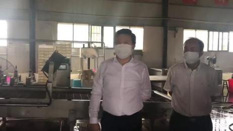 刘志仁来安调研:实现脱贫攻坚与乡村振兴的有效衔接