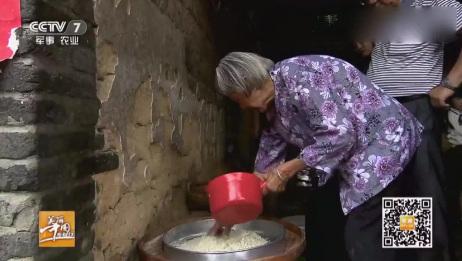 美丽中国乡村行:长寿老人的特殊绝活,没想到这个还可以吃!