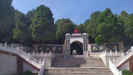 还记得莱阳战役吗?带大家去山东莱阳红土崖革命纪念馆去看看人民英雄