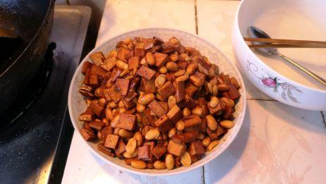 安徽老家,做了一道家乡菜,看我的厨艺怎么样