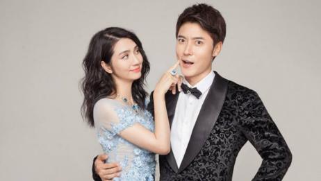 中国好继父!张丹峰携爱妻洪欣参加继子的毕业典礼