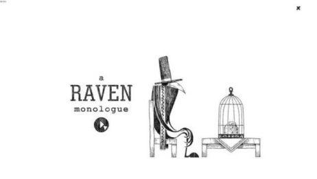 #A Raven Monologue##一只渡鸦的故事#