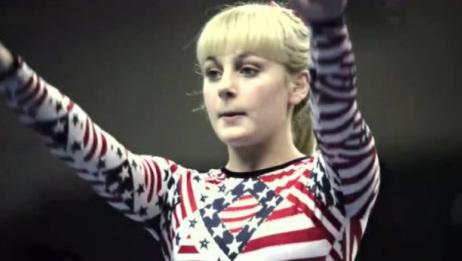 铜牌巨星,女孩在奥运赛场出现意外,脚腕受伤任继续比赛