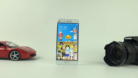 「未来科技」小米5深度测评 对比iPhone6s PLUS