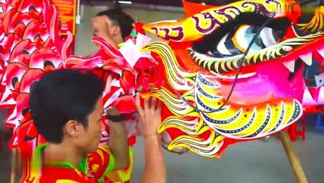 越南舞狮 狮子舞