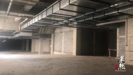 济南火车站北广场还没完工?年底地下贯通后将有这些用处