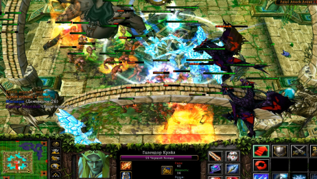 【魔兽RPG地图开荒】让你放松警惕然后一举歼灭《Fatal Attack》