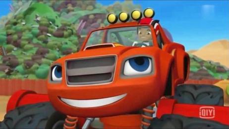 旋风战车:飚速变成了高跷弹簧战车,终于救下了克莱塞的命