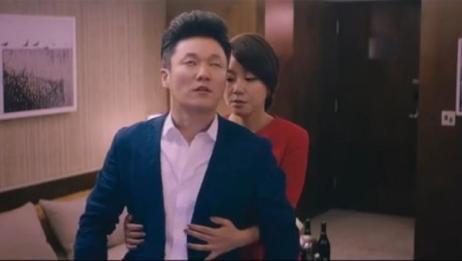 男子酒店约会韩国女人,转过身一看瞬间蔫了,女上司就在自己身后