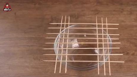 用热溶胶做一个超实用的厨房生活绝技