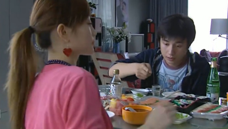 奋斗:向南特别殷勤的给杨晓芸买了她爱吃的东西