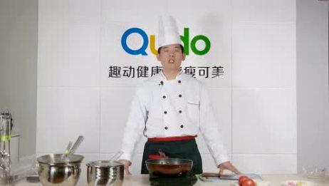 减肥餐——西红柿炖豆腐。