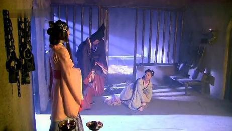 美人心计:杜云汐私自面见皇上,被太后得知,关入大牢判处死刑