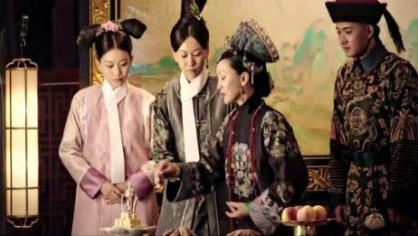 《如懿传》:惇妃上线!乾隆见第一眼就封她为妃:你像极了朕的青樱!