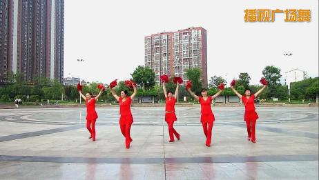 玉米广场舞《心头肉》原创编舞附教学