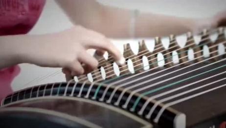 《将军令》最爱的古筝曲没有之一,黄宝琪幽韵古筝演奏,值得一听