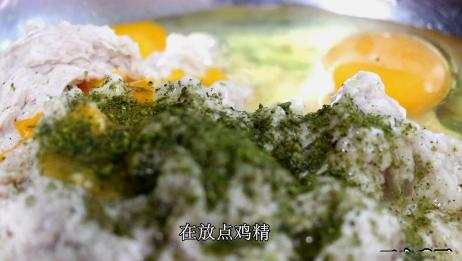 特色传统美食之粑粑肉这种做法,简单又营养,全家都爱吃