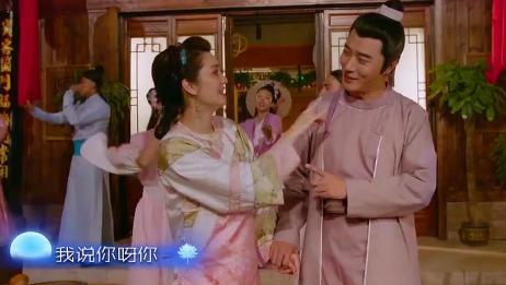 张丹峰歌曲,与洪欣演唱《花好月圆夜》,夫妻甜蜜对唱羡煞旁人