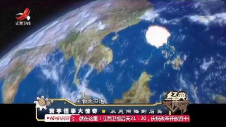 揭秘:距今6500万年前陨石撞击地球导致给地球带来了什么?